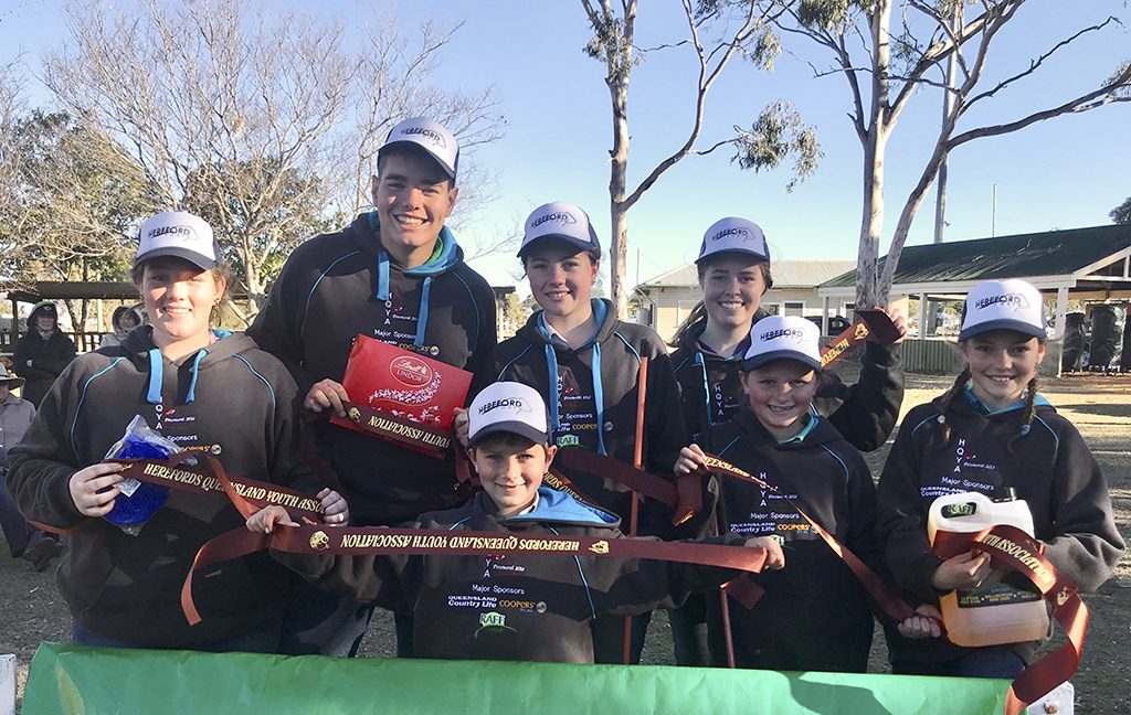 Wallan Creek Show Team